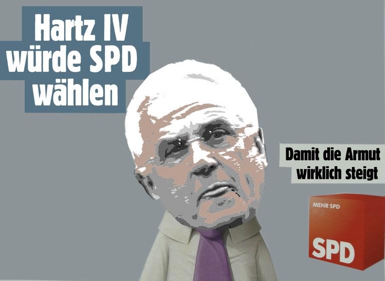 SPD Plakatserie endlich vollständig