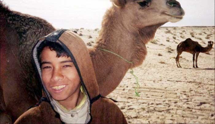 Junge - Tunesien