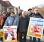Wahlkampf in Sachsen-Anhalt: Große Offenheit und krasse Ablehnung