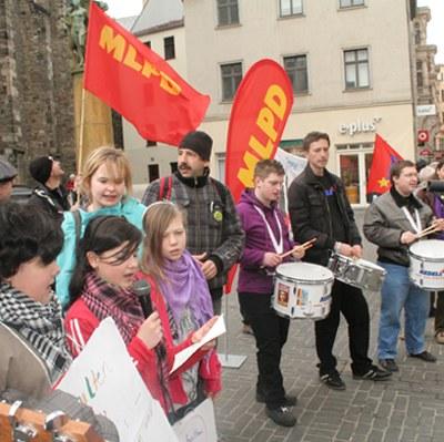 Landtagswahl in Sachsen-Anhalt:   CDU und FDP verlieren – MLPD zieht positive Bilanz der Offensive des echten Sozialismus