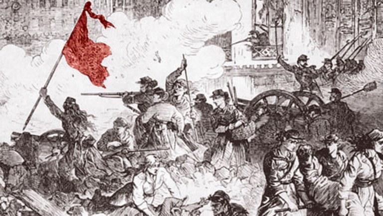 140 Jahre Pariser Kommune