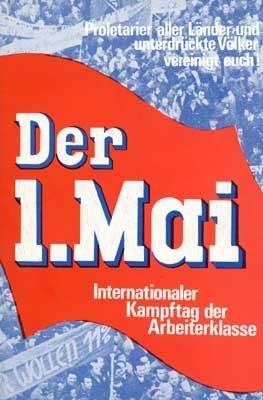 Buchtipp zum ersten Mai: Der 1. Mai (kleines Geschichtsbuch der Arbeiterbewegung)