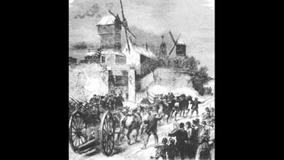 140 Jahre Pariser Kommune - Das bewaffnete Volk ergreift die Macht