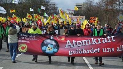 """""""Die Umweltbewegung muss mit dem Antikommunismus fertig werden"""""""