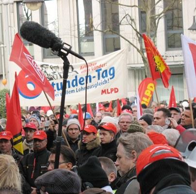 Nordrhein-Westfalen: Heiße Phase des Wahlkampfs eröffnet