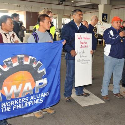 Opel Bochum: große Solidarität – Betriebsversammlung unterbrochen