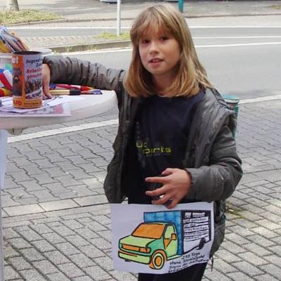 Ein Lkw nach Griechenland – große Hilfsbereitschaft und viel Gesprächsstoff