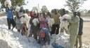 Baumwollbauern in Mali