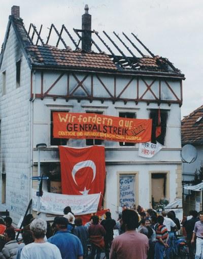 Vor 20 Jahren: Neofaschistischer Brandanschlag in Solingen