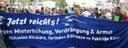 Berlin Protest gegen Mietwucher