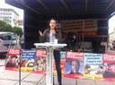 Ein Feuerwerk von Argumenten für die Wahl der MLPD ins Europa-Parlament