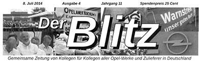 """Opel Bochum: """"Nehmen wir uns die Freiheit, zu kämpfen"""""""