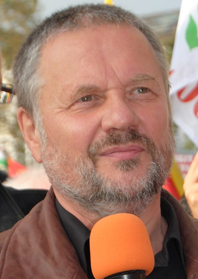 Stefan Engel: Ehrung für 40 Jahre Gewerkschaftsmitgliedschaft