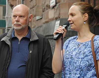 Frauenverband Courage kontra Inlandsgeheimdienst NRW