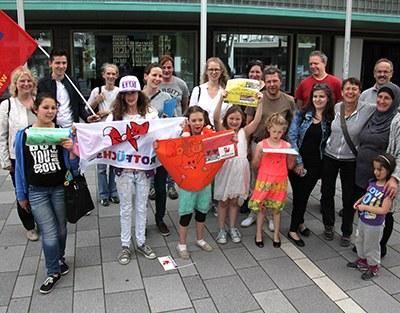 ROTFÜCHSE wollen zum Sommercamp!
