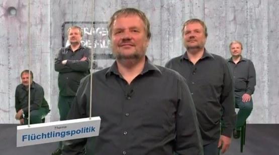 """Video: Stefan Engel geht auf """"Fünf Fragen an die MLPD"""" ein"""