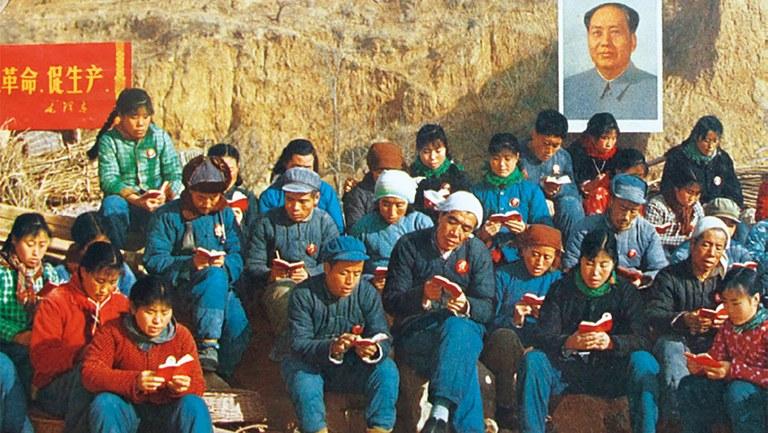 """50 Jahre Kulturrevolution im China Mao Zedongs: """"Eine Revolution, die die Seele berührt"""""""