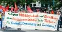 Flagge zeigen gegen Erdogans Diktatur und Demagogie