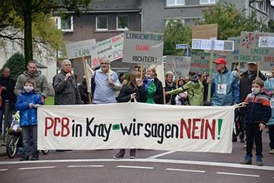 20 Jahre Kampf gegen PCB-Vergiftung