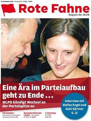 Rote Fahne Magazin 24/16 komplett zum Herunterladen
