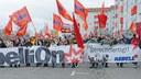 Zum 98. Mal: Zehntausende ehren Lenin