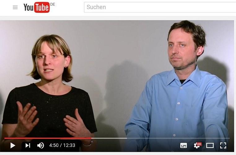 Video: Gabi Gärtner und Peter Weispfenning zum Internationalistischen Bündnis