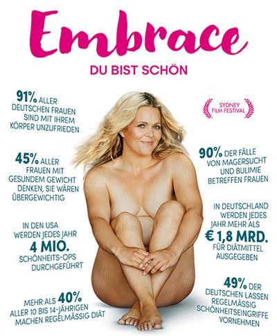 """Filmprojekt: """"Embrace – Frauen suchen nach der wahren Schönheit"""""""