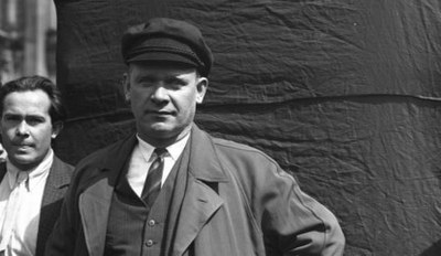 Zum 73. Jahrestag der Ermordung Ernst Thälmanns