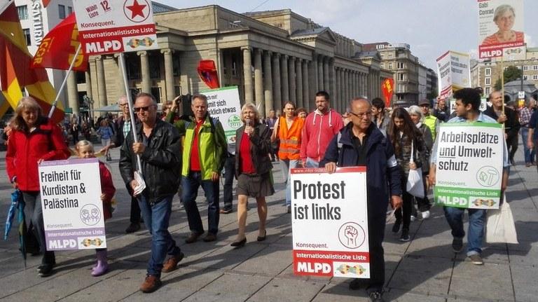 Landesweite Kundgebungen: Gemeinsam gegen AfD-Provokation und Rechtsruck der Regierung