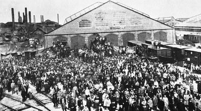 Lehren aus 100 Jahre Oktoberrevolution