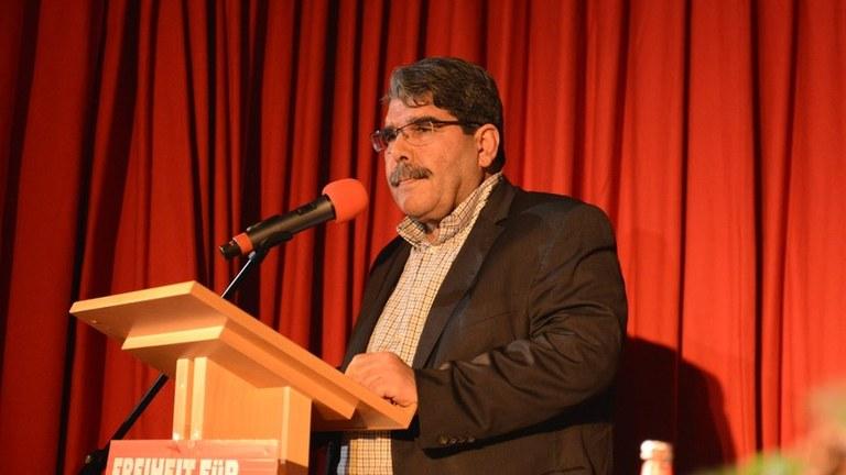 Sofortige Freilassung des ehemaligen PYD – Co-Vorsitzenden und Verantwortlichen für Außenbeziehungen von TEV-DEM, Saleh Muslim