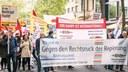 "Internationalistisches Bündnis: Veranstaltung ""Kampf gegen den Rechtsruck der neuen Regierung"""