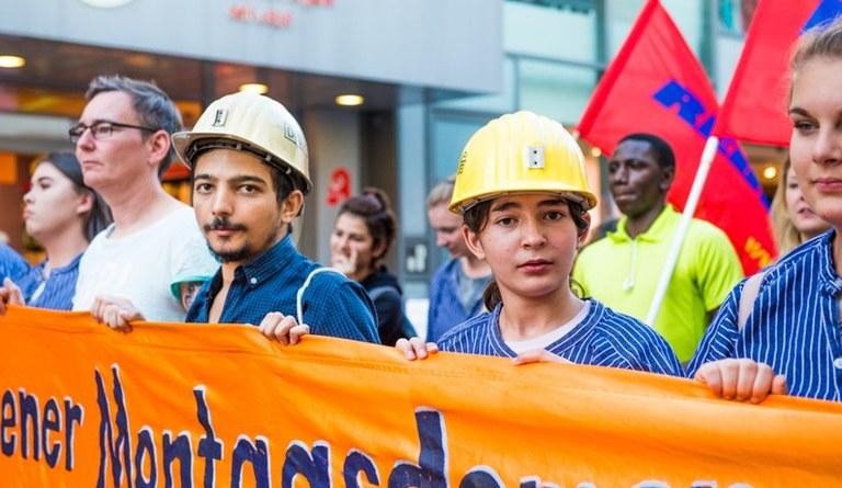 Kultursaal Horster Mitte: Stadt will Ausnahmeregelung für große Bergarbeiter-Veranstaltung am 6. Oktober verweigern