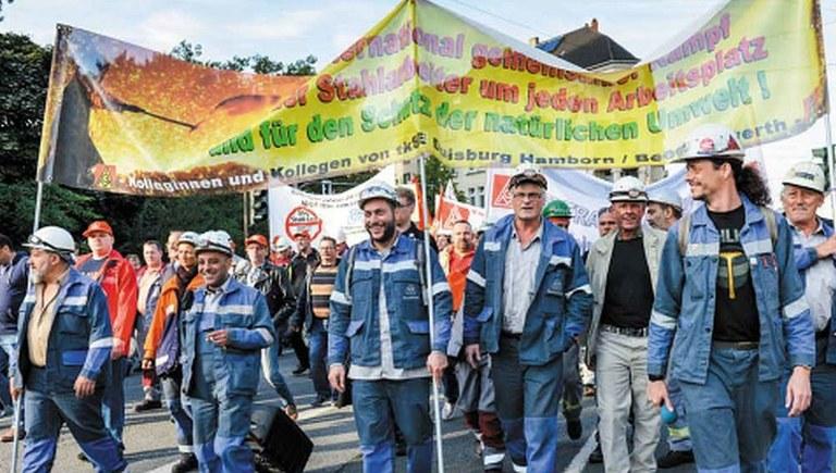 Aktiver Widerstand gegen drohende Umweltkatastrophe! - Internationaler Umweltkampftag: 8. Dezember!