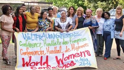 Impulsreferat für Theoretisches Seminar der Weltfrauenbewegung zur Befreiung der Frau