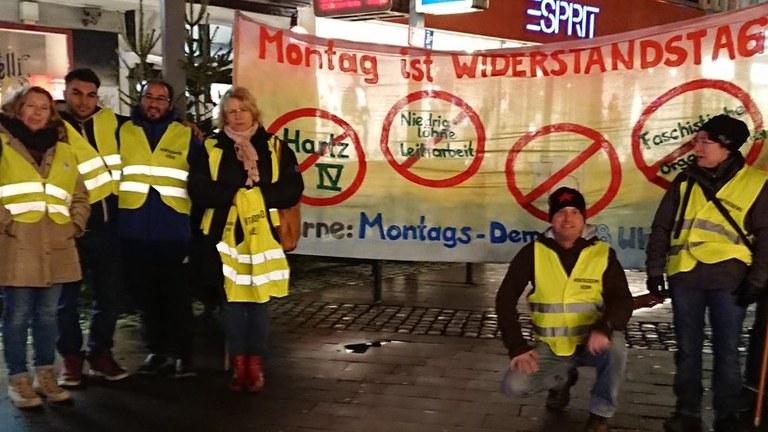 MLPD: Solidarität mit den Massenprotesten der Gelbwesten in Frankreich