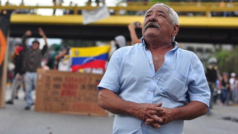 Solidarität mit den Arbeitern und den breiten Massen in Venezuela gegen die US-imperialistischen Drohungen und Angriffe!