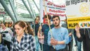 MLPD: Flüchtlingspolitik mit Perspektive