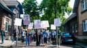 """Viele Gründe, gegen die RAG-Politik der """"verbrannten Erde"""" zu demonstrieren"""