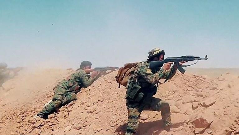 MLPD: Hände weg von Rojava!