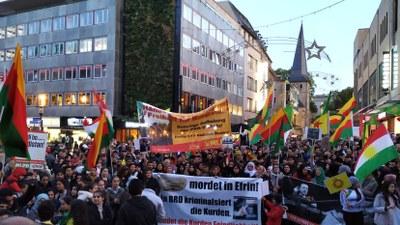 Revolutionäre Weltorganisation ruft zum weltweiten Kobanê-Tag auf
