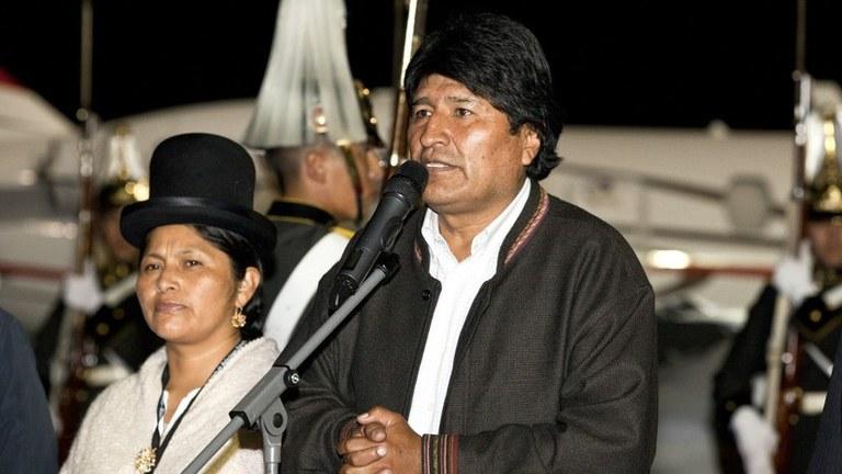 Faschistischer Militärputsch zwingt Evo Morales zum Rücktritt