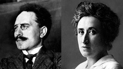 Karl Liebknecht, Rosa Luxemburg – Leben für die Revolution