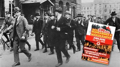 100 Jahre Rote Ruhrarmee und Märzkämpfe