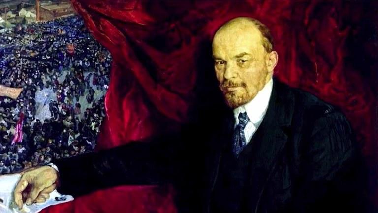 Erstes Lenin-Denkmal in den westlichen Bundesländern wird aufgestellt - Lenin kommt nach Gelsenkirchen!