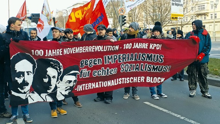 Verbot revolutionärer, kommunistischer Symbole – jetzt auch in Deutschland? Antikommunistischer Skandal-Erlass des Gelsenkirchener Bauamts gegen Lenin-Statue