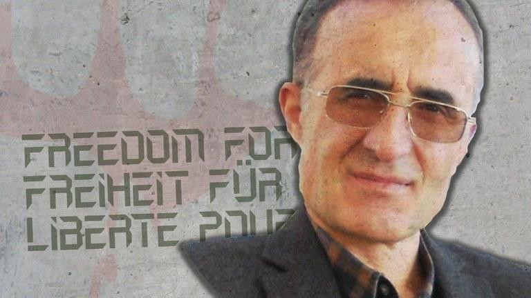 Oberlandesgericht will Urteil erzwingen - Gesundheit von Müslüm Elma massiv gefährdet