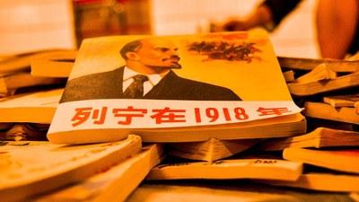Was sagt Lenin zur SPD 1918?