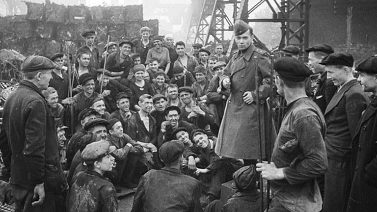 War die Rote Armee Befreier oder Besatzer?