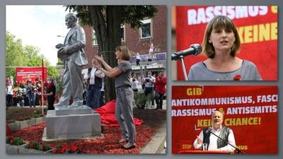 Heute haben wir ein deutliches Signal gegen den Antikommunismus gesetzt!
